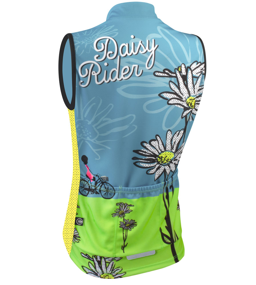 Women's Daisy Rider Back View
