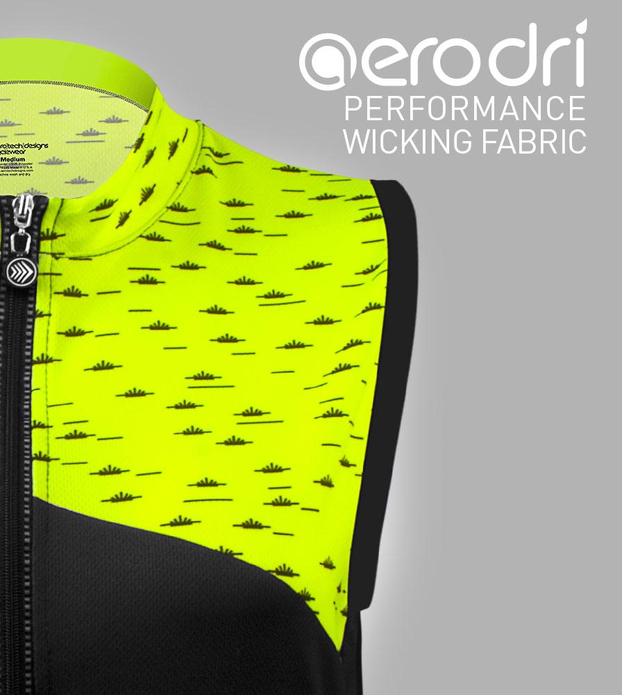AeroDri Performance Athletic Fabric