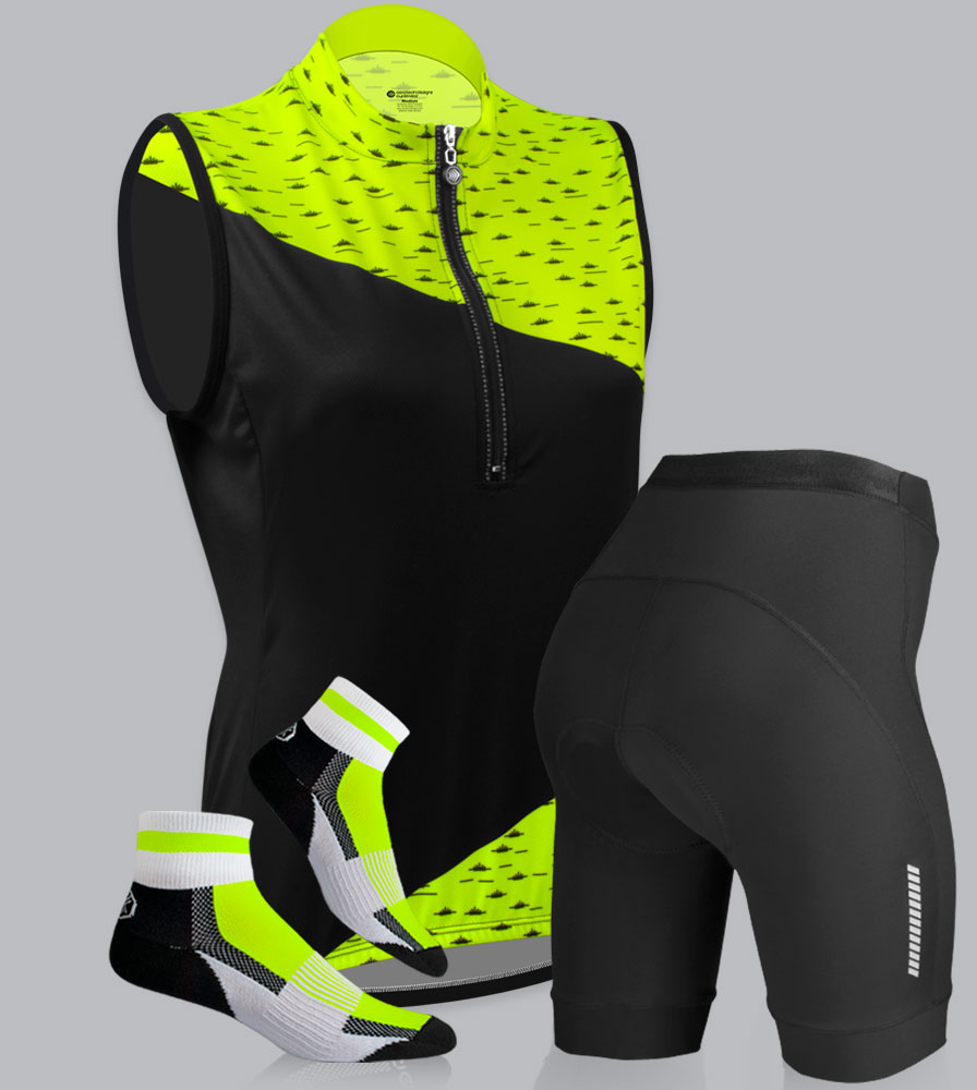 Women's Perspective Cycling Kit