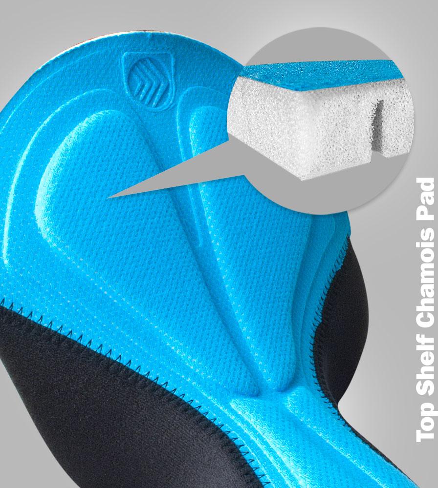 Women's Top Shelf Chamois Pad Close-Up