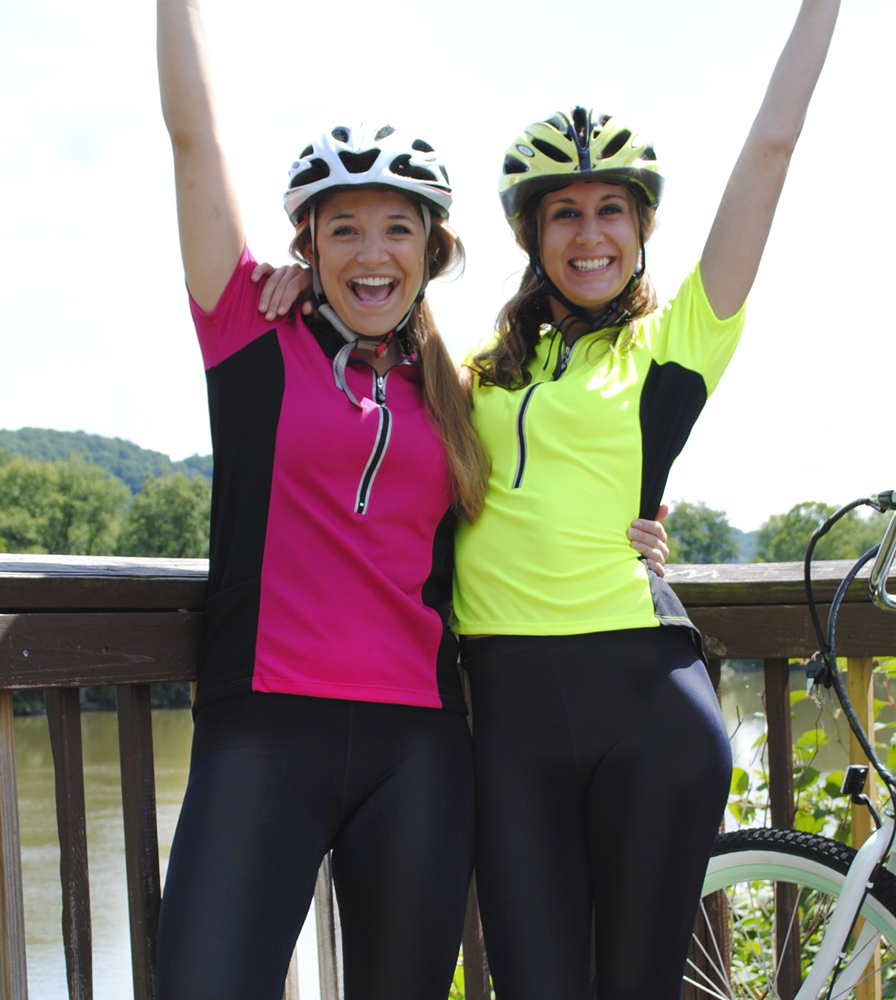 Women's Specific Bike Jersey has a great fit and style