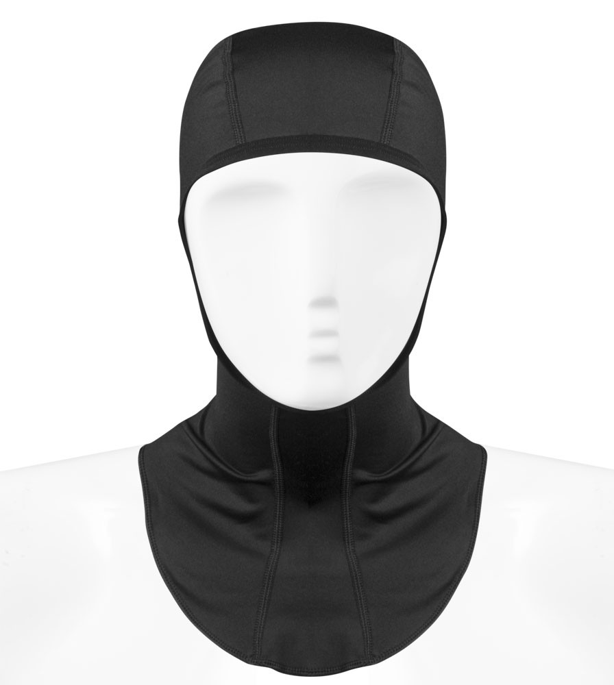 Removable Hood Front View