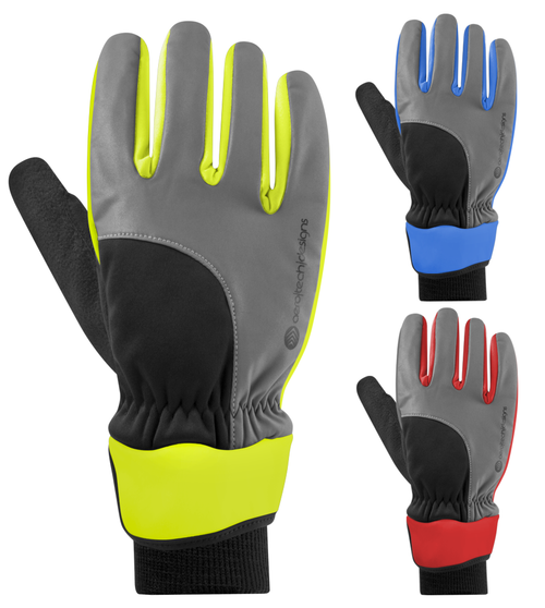 Full Finger 3m Reflective Insulated Gel Padded Palm