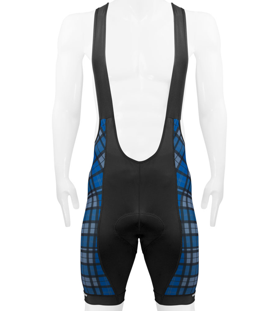 tall man's cycling bibshorts