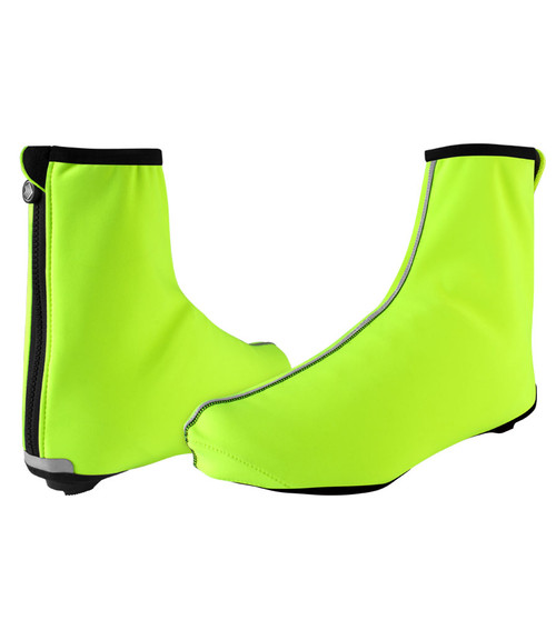 LIOOBO 1 Pair Riding Shoe Toe Warmers Windproof Cycling Half Shoes Covers Winter Shoes Protector for Riders