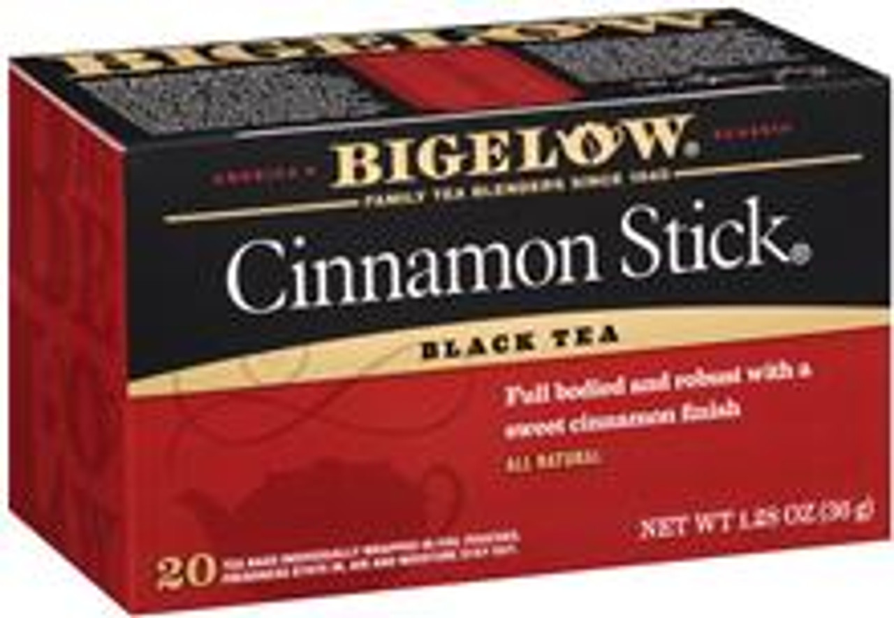 In Cinnamon Stick®, we use only the finest mountain-grown tea blended with pure, natural cinnamon
