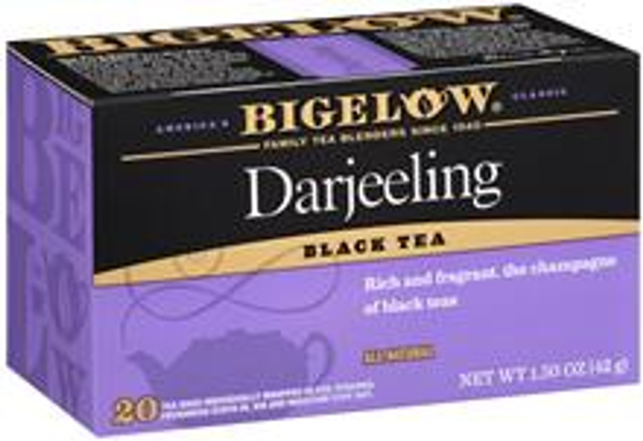 """Grown on the foothills of the Himalayas, Darjeeling Tea is known throughout the world as the """"champagne of teas""""."""