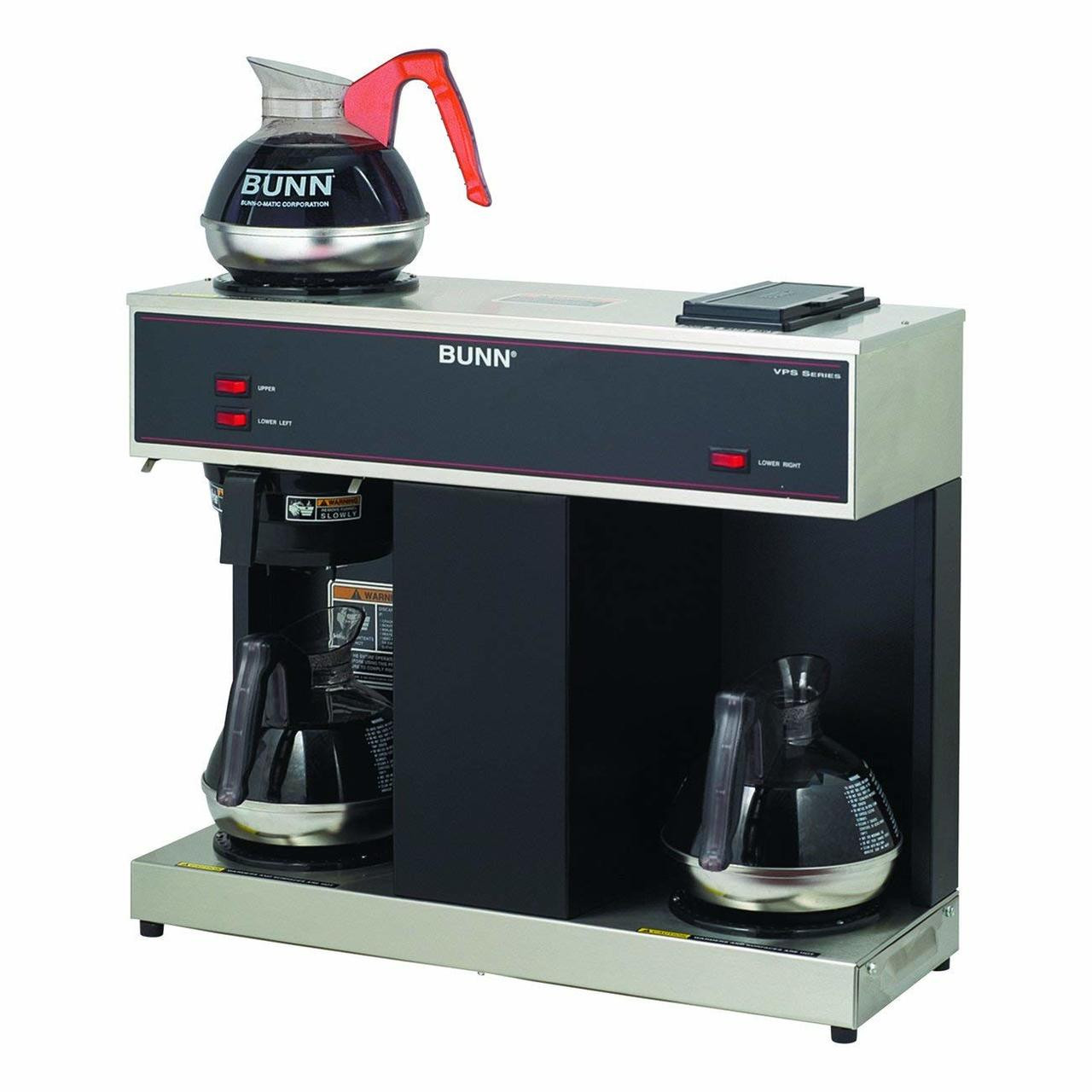 Bunn 3 Station VPS Commercial Coffee Brewer