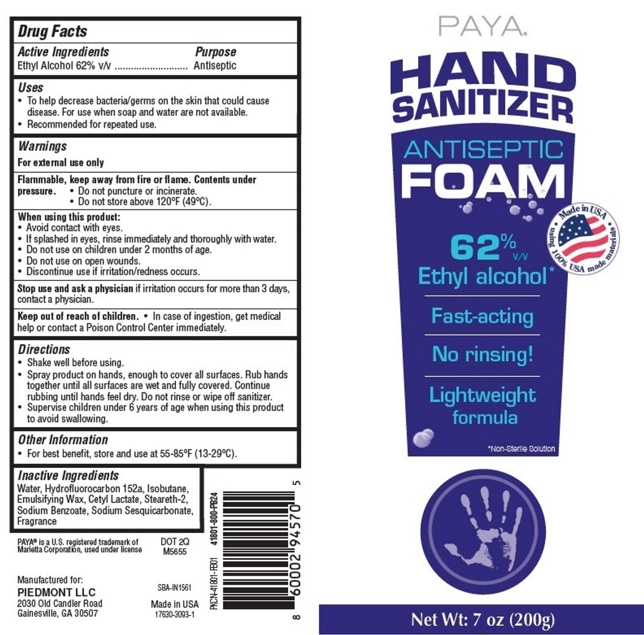 Hand Sanitizer - 7 oz.