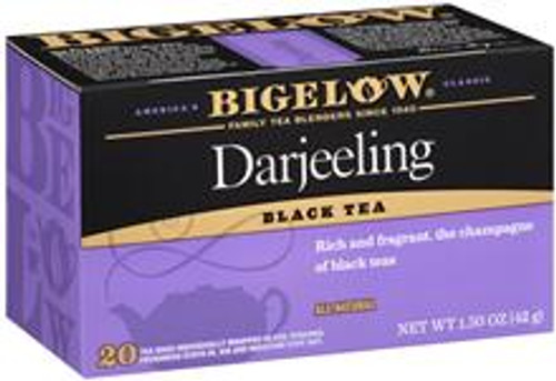 "Grown on the foothills of the Himalayas, Darjeeling Tea is known throughout the world as the ""champagne of teas""."