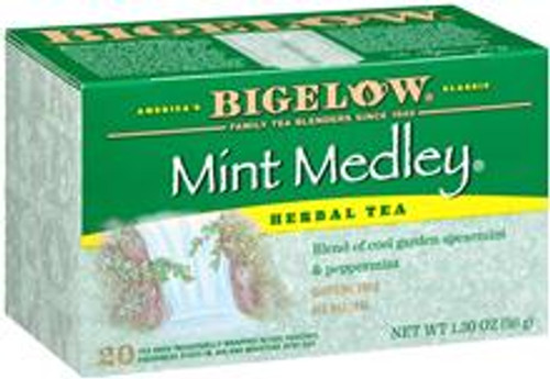 Just as a lovely waterfall brings a sense of refreshment to your eyes and ears, Mint Medley® will bring this same quality to your sense of taste. Enjoy Mint Medley® -- its lively flavor refreshes any time of day.