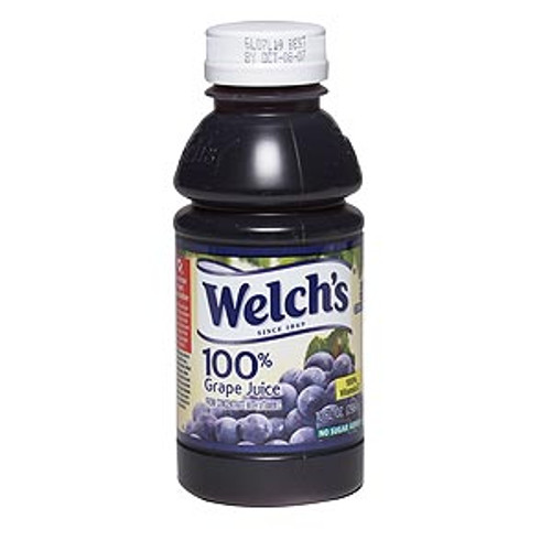 Welch's 100% Grape Juice delivers the bold, delicious taste of Concord grapes in every glass. Not to mention that it helps support a healthy heart.