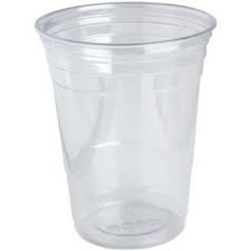 16 Oz Clear Cups are great for everyday use and parties.