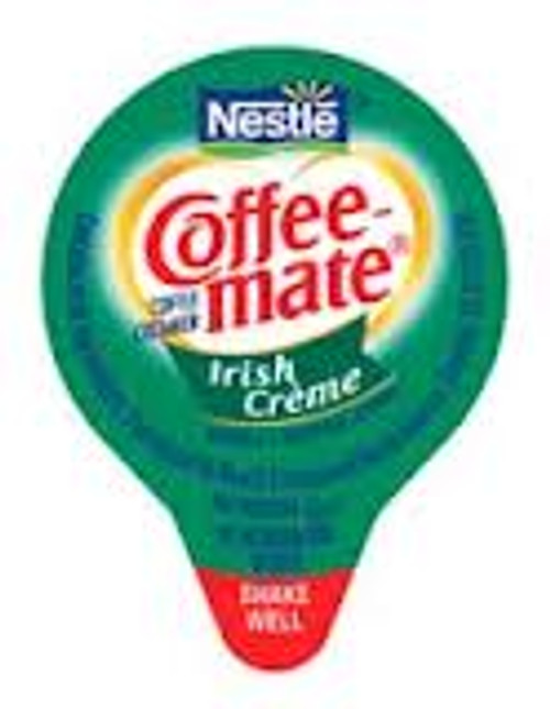 How better to enjoy a cup of coffee than with the flavor of Irish Crème? Rich, creamy and blended with a delicate hint of mint, it is the perfect complement to a perfect cup of coffee.