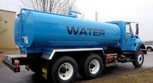 Deionized or Purified Bulk Water by the tanker. Call 800-292-2992 for bulk pricing.