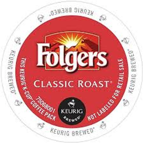 Wake up to something special with our gourmet-inspired Classic Roast®. Taste the rich, full-body flavor and distinct eye-opening aroma of one of America's favorite cups of coffee for more than 150 years—so good it can only be Folgers Classic Roast®.