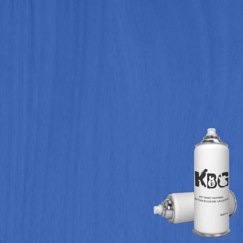 Sky Blue Translucent Nitrocellulose Lacquer Aerosol 400ml