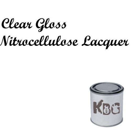 M99 Cellulose Clear 250ml tin for spray gun