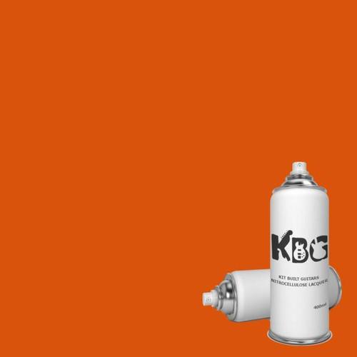 Traffic Orange Nitrocellulose Lacquer 400ml Aerosol