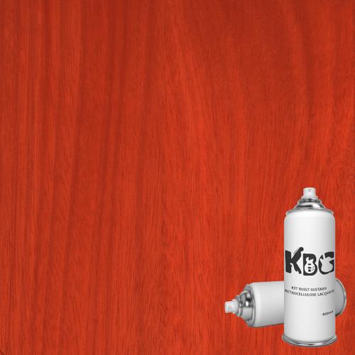 Poppy Red Translucent Nitrocellulose Lacquer 400ml Aerosol