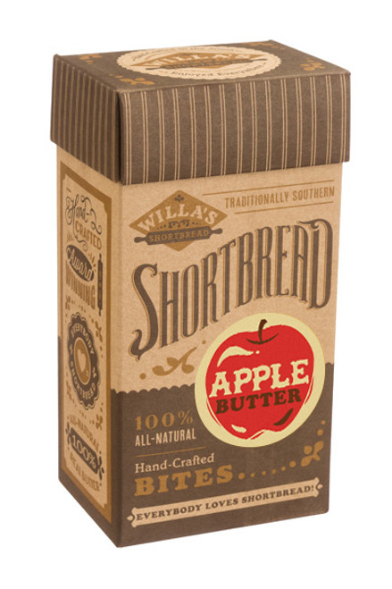 Apple Butter Shortbread