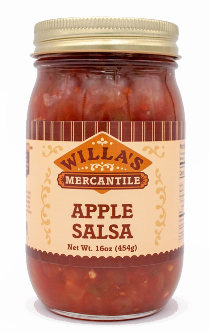 Apple Salsa - 16 oz
