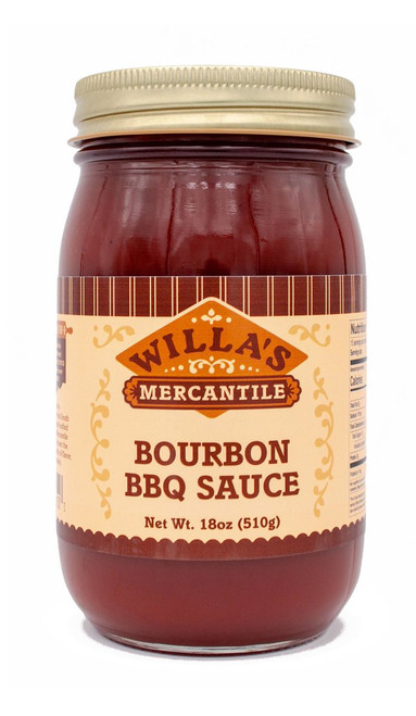 Bourbon Barbecue Sauce - 18 oz