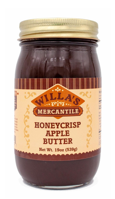 Honeycrisp Apple Butter - 19 oz