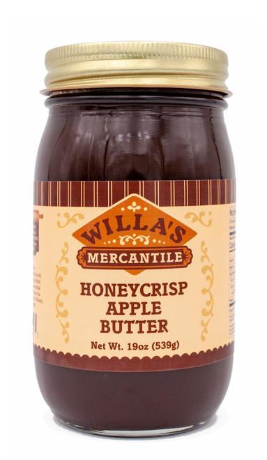 Honeycrisp Apple Butter - 19 oz