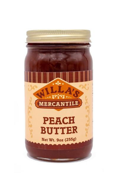 Peach Butter - 9 oz