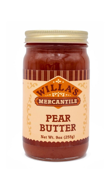 Pear Butter - 9 oz