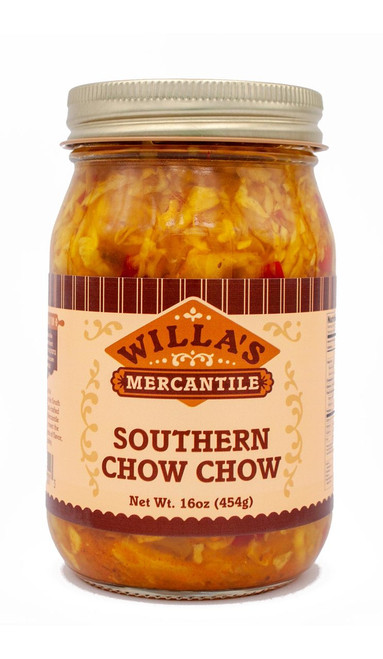 Southern Chow Chow - 16 oz