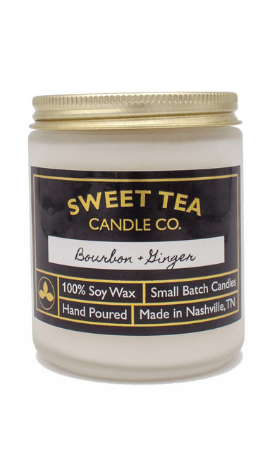Bourbon & Ginger Candle