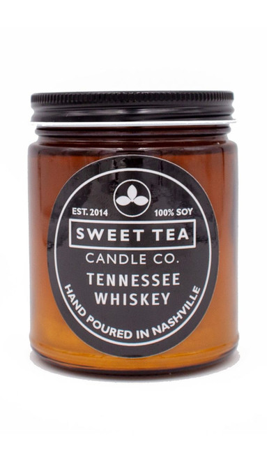 Tennessee Whiskey Candle