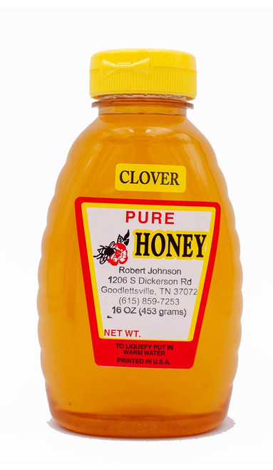 Local Clover Honey