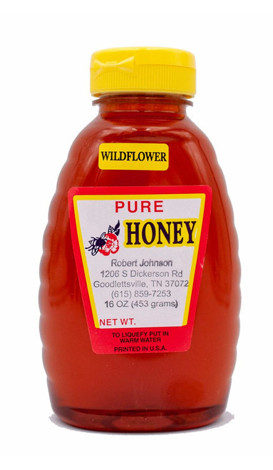 Local Wildflower Honey