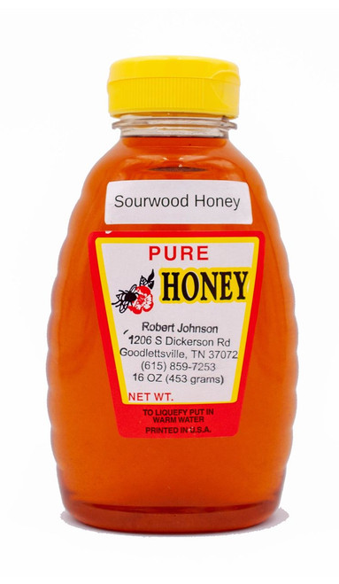 Local Sourwood Honey