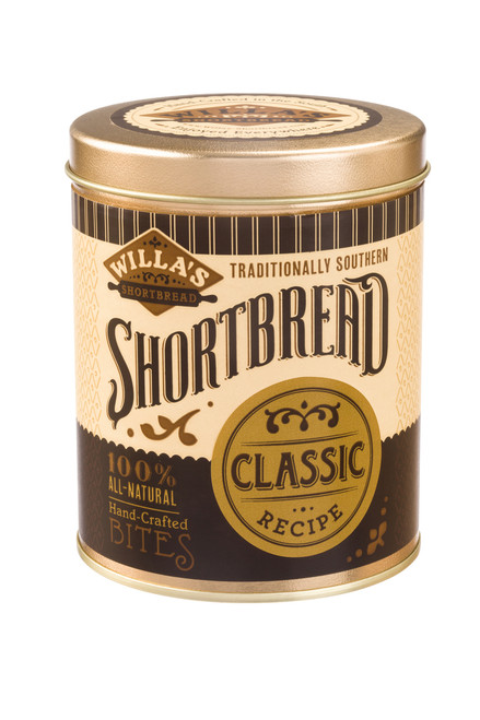 Shortbread Bites Tin