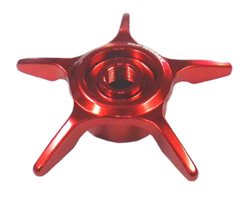 Daiwa SLP Works for right handle Tatula color star drag red