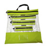 Lime Clear Organizing Bag (Non promotional item)