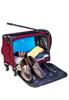 Tutto's ergonomic  4-wheel and frame design