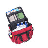 Red Serger/Accessory Bag