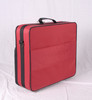 """Refurbished 19"""" Red Embroidery Project Bag(R)"""