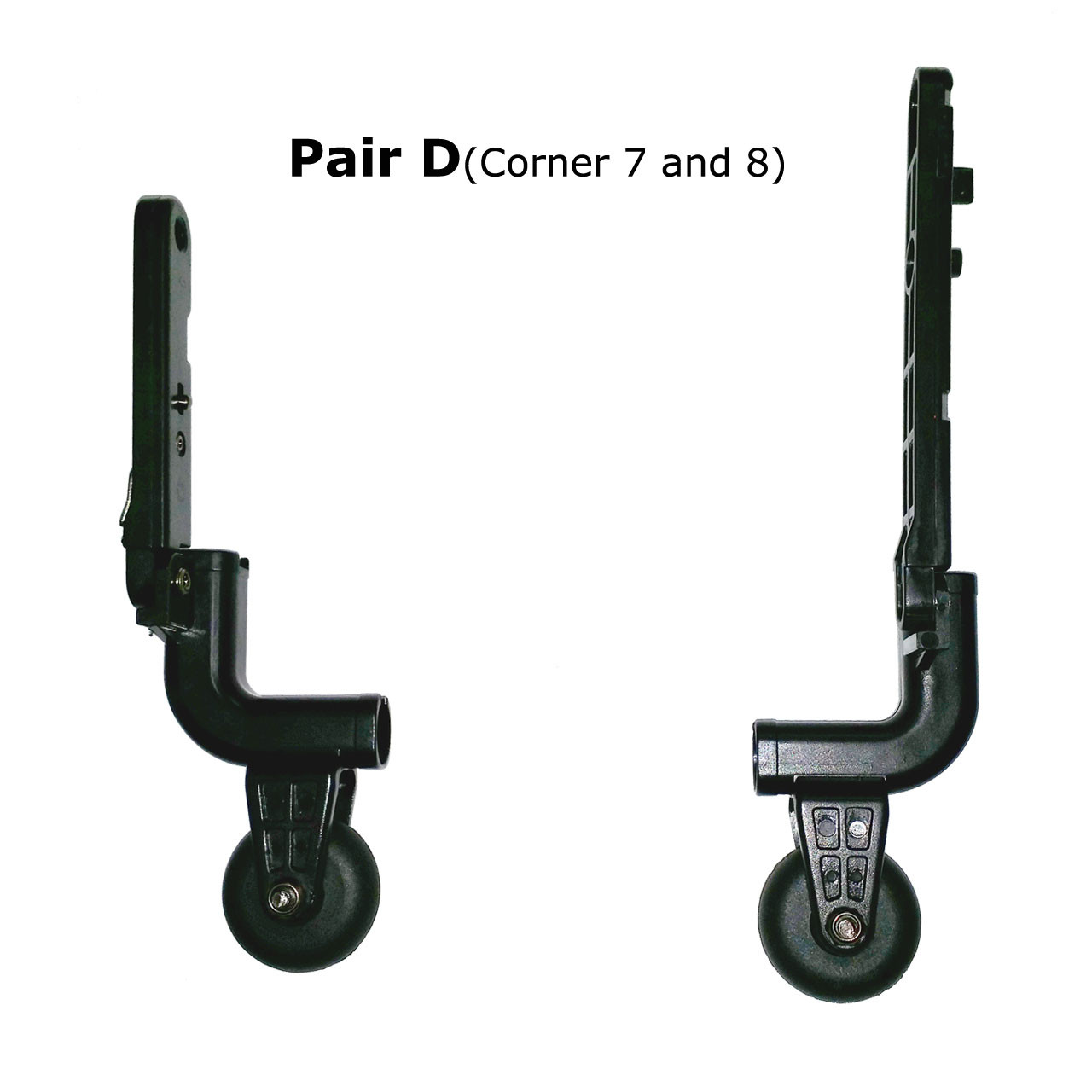 "8"" Width / Pair D (Corner 7 and 8)"
