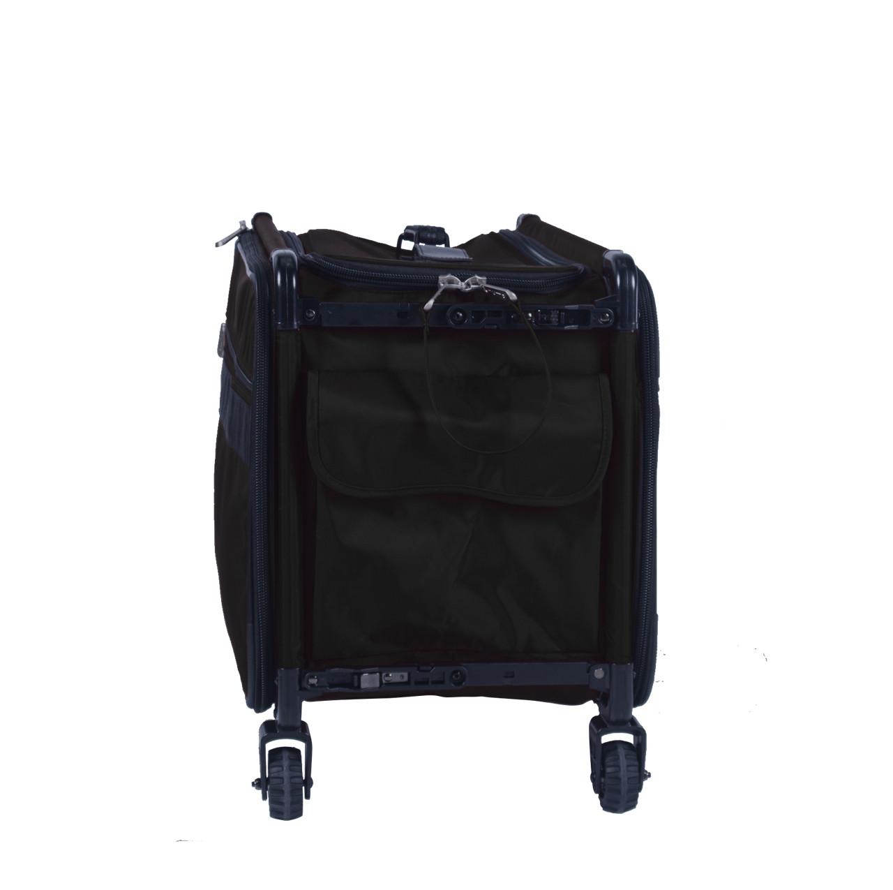 Side pockets for storage
