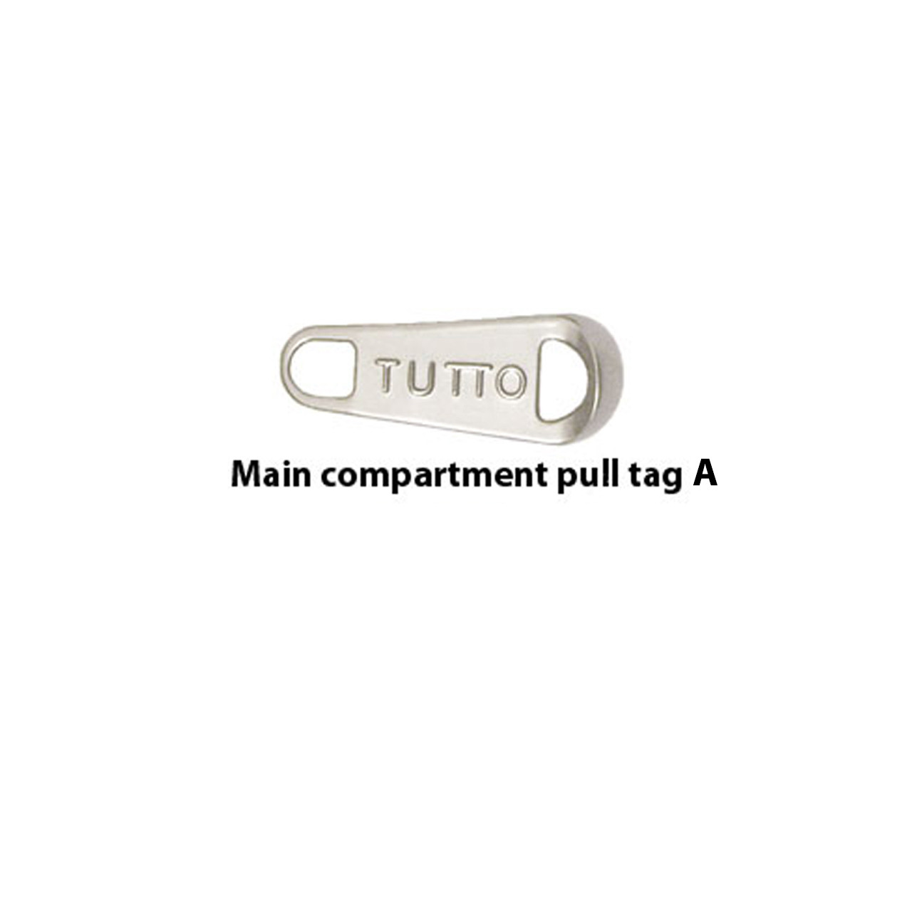 Main Compartment Pull Tab A