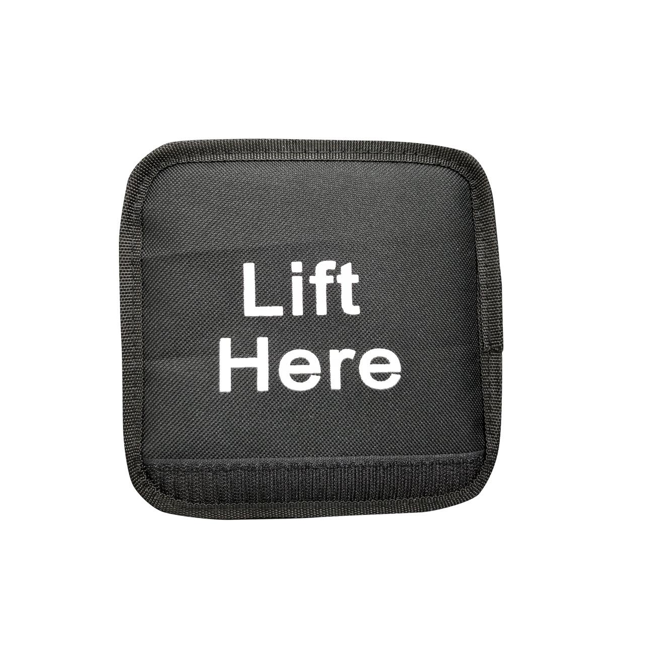 "1 Pair Padded Luggage Hinge Handle Wrap on ""SALE"""