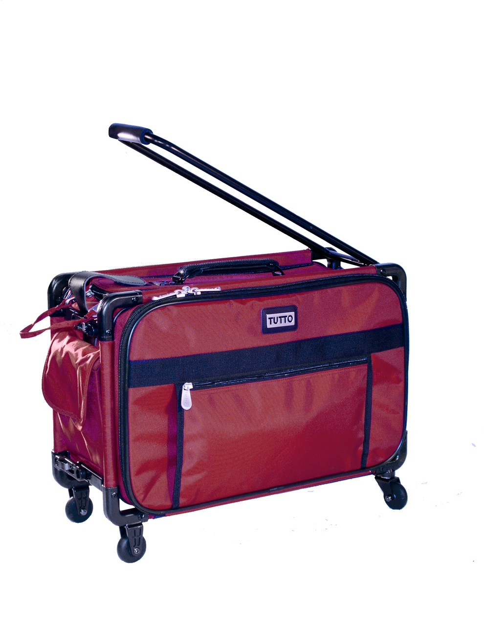 "20"" Red  Regulation Carry-On Size"