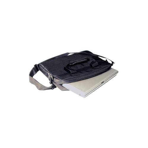 Laptop nester bag slides into case