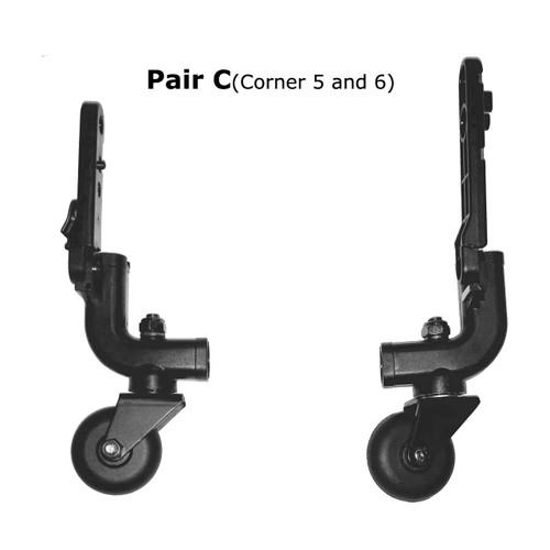 """8"""" Width / Pair C (Corner 5 and 6)"""
